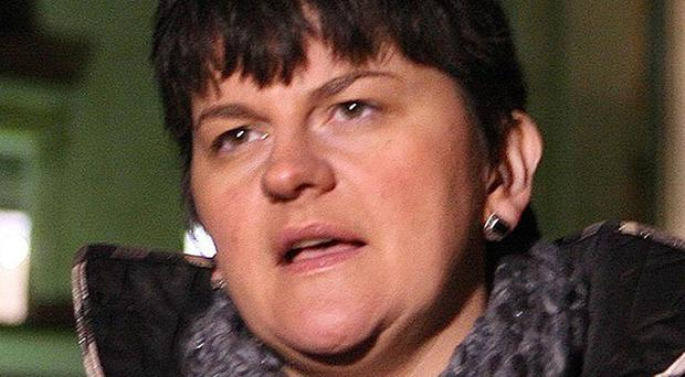 Arlene Foster urged to state her position on proposed Northern Ireland Electricity takeover