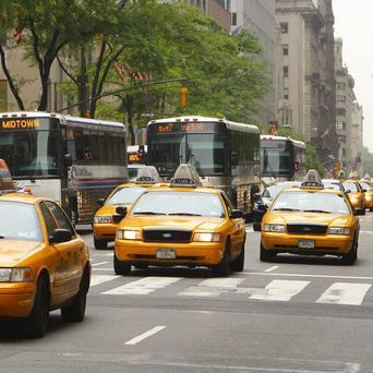 Some New York City cab drivers have been arrested over an alleged fares scam