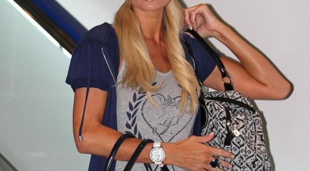 Paris Hilton has not been allowed into Japan