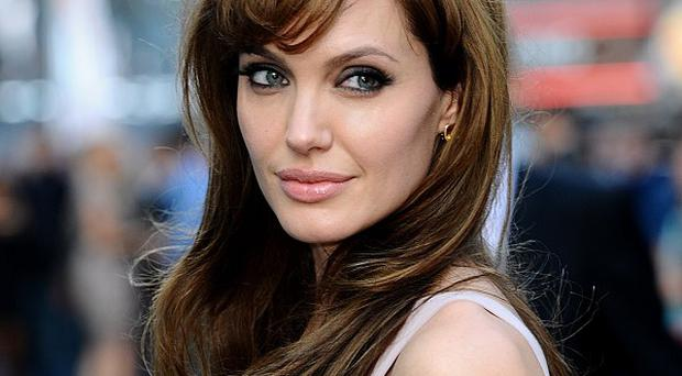 Angelina Jolie was seventh in the action hero poll
