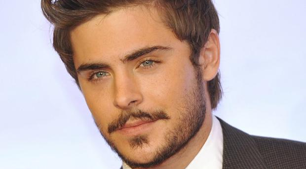 Zac Efron is set to star in The Lucky One