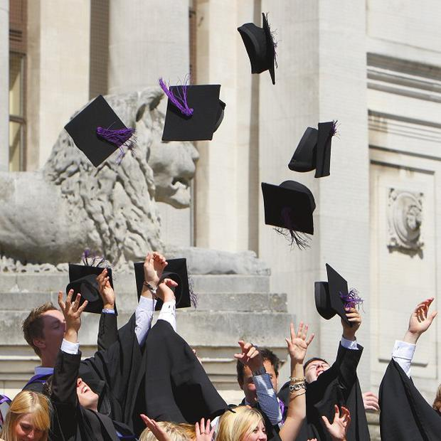 Poor students are not attracted to universities offering large bursaries, a report has found