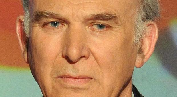 Vince Cable has said the Government will cut its research budget and strip out mediocrity