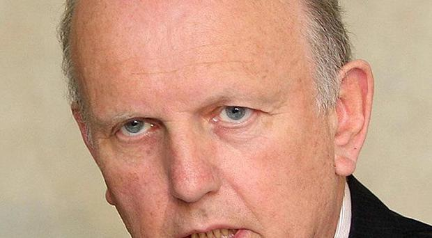 Health Minister Michael McGimpsey has faced criticism over handling of case of two paedophile brothers
