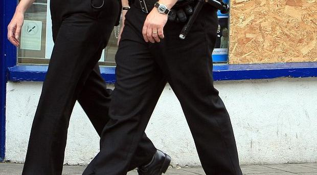 Fully-fledged police catch more crooks than civilian staff, according to research