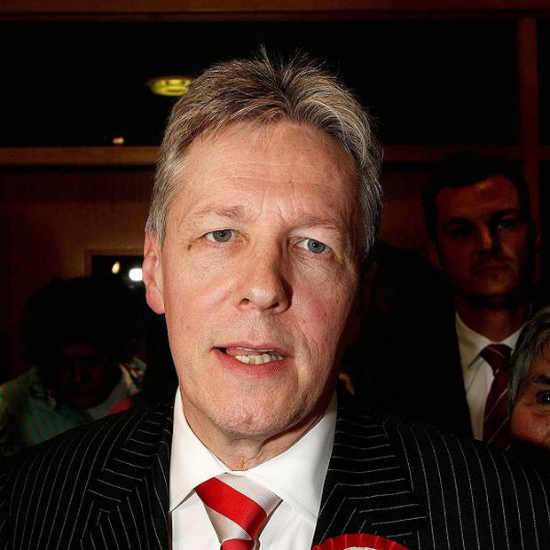 Northern Ireland 'can argue for special treatment' over proposed budget cuts, says Peter Robinson