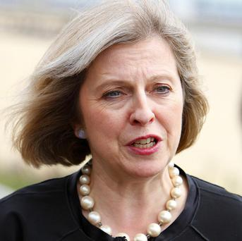 Theresa May said scale of yob behaviour was damning indictment of Labour failure