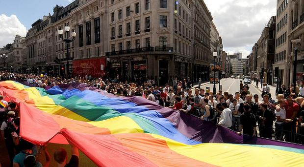 One in 100 people in the UK identified as gay or lesbian in a recent survey