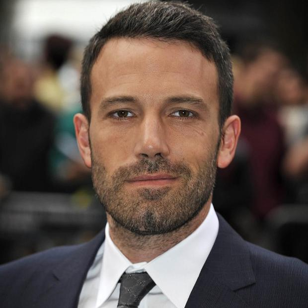 Ben Affleck was stressed while he was making The Town
