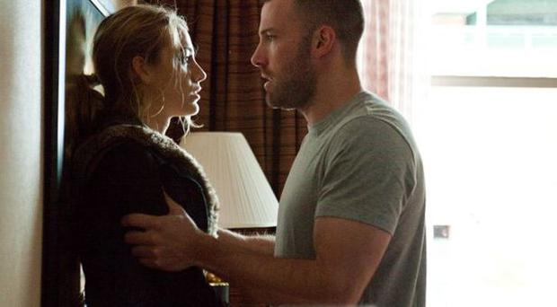 Charlestown kerfuffle: Blake Lively and Ben Affleck in 'The Town', a lean, mean Boston crime drama