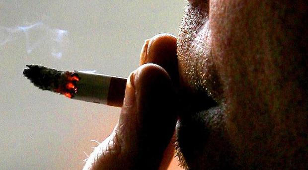 The NHS in Northern Ireland recorded an increase in the number of people attempting to quit smoking