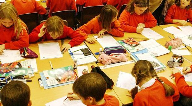 Around 15 billion pounds is needed to guarantee safe school places, research found