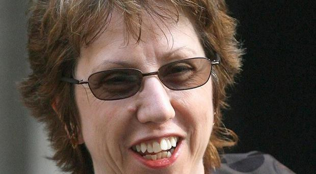 Baroness Ashton took part in a mass walkout from the United Nations General Assembly meeting