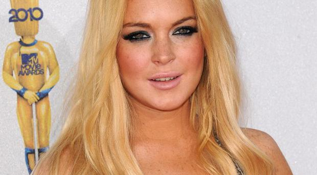 Lindsay Lohan is due back in court after failing a drugs test