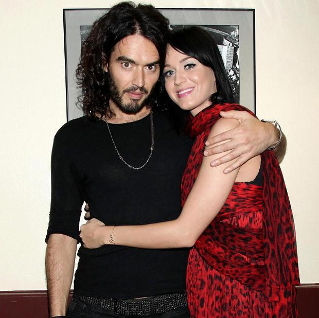 Russell Brand and Katy Perry have visited Graceland