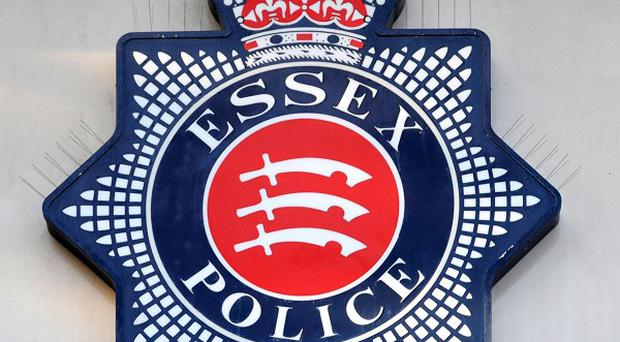 A man has died in a house fire, Essex Police said