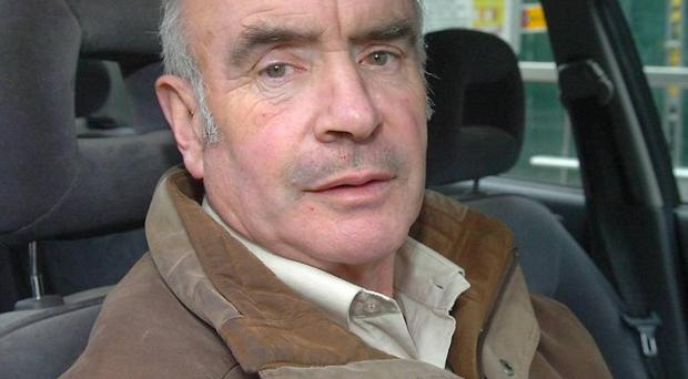 Michael Healy, 62, was reportedly found dead in his flat