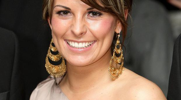 Coleen Rooney is up for the Celebrity Mum Of The Year gong
