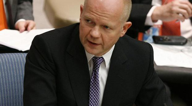 Foreign Secretary William Hague co-chaired a meeting at the UN General Assembly aimed at preventing the collapse of Yemen