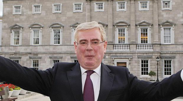 Eamon Gilmore says he plans to field more than 65 candidates in the next general election