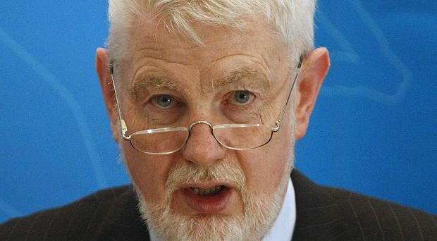 David Begg has warned the economy could sink like the Titanic