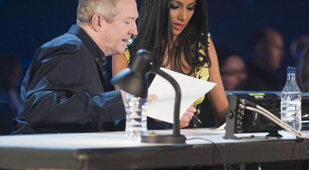 Louis Walsh says the X Factor contestants have nowhere to hide at boot camp