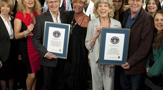 Coronation Street has landed two world records
