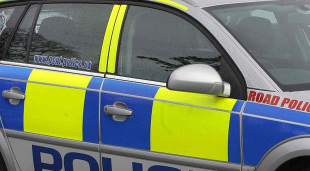 A man is in hospital after suffering a stab attack in Belfast