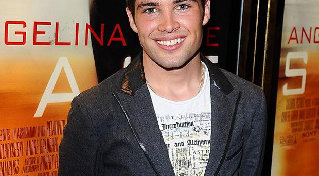 Joe McElderry has revealed he wants to sing at Simon Cowell's wedding
