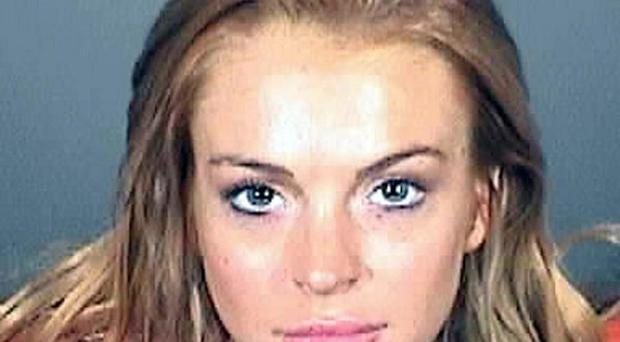 Lindsay Lohan has been freed from prison