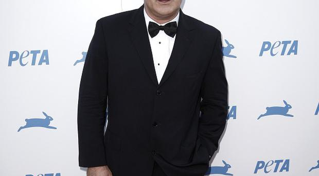 Alec Baldwin hosted the anniversary celebrations for Peta