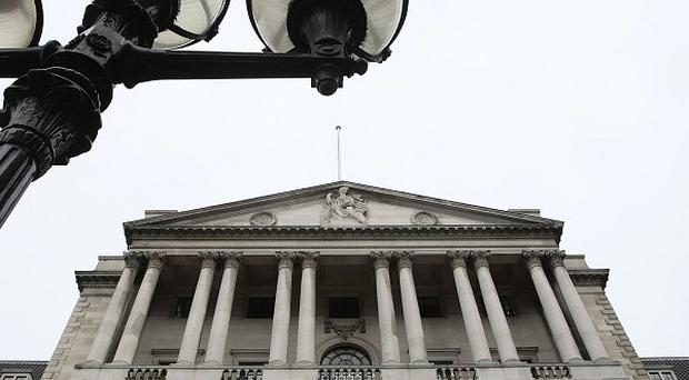 Savers should be ready to eat into their reserve funds, a senior Bank of England official has said