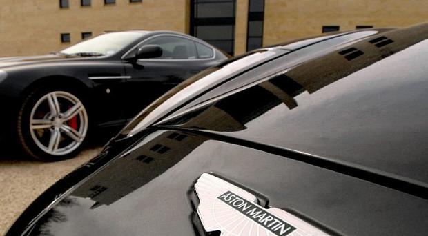 Aston Martin has been named the coolest brand in the UK