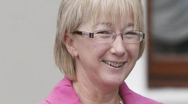 Culture Minister Mary Hanafin