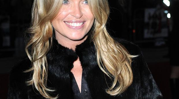 Tina Hobley will play mum to her own son on Holby City