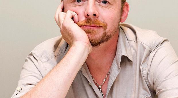 Simon Pegg will star in Fable III