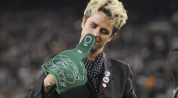 Billie Joe Armstrong of Green Day will appear in American Idiot