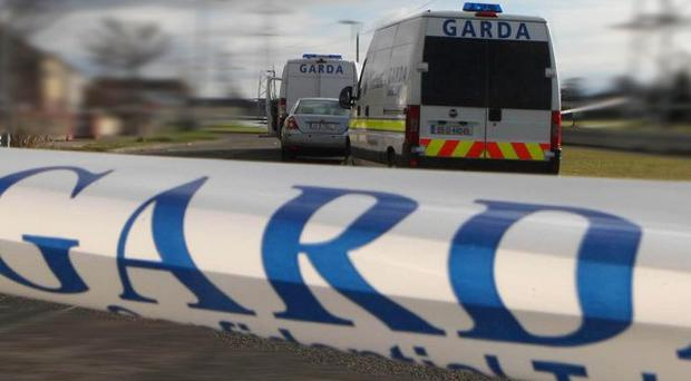 A toddler has died after a road crash in Moate, Co Westmeath