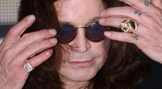 Ozzy Osbourne has joked he didn't play in Israel because of his drinking