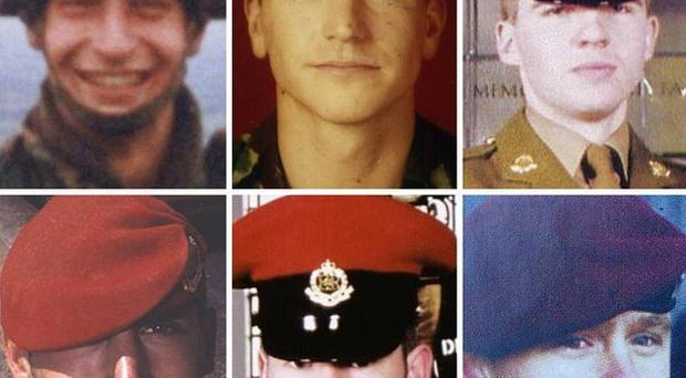 The trial of two Iraqis accused of killing six British military policemen in 2003 starts on Wednesday
