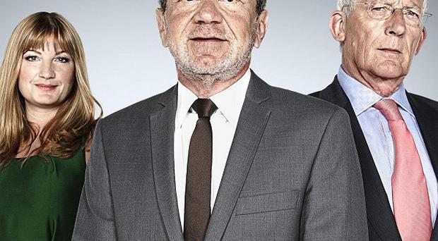 Lord Sugar blasted the X Factor as 'old fashioned'