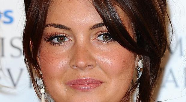 Lacey Turner won her fifth consecutive Inside Soap award