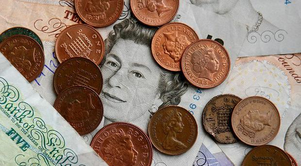 Confidence in the financial position of UK charities has been hit, a survey suggests