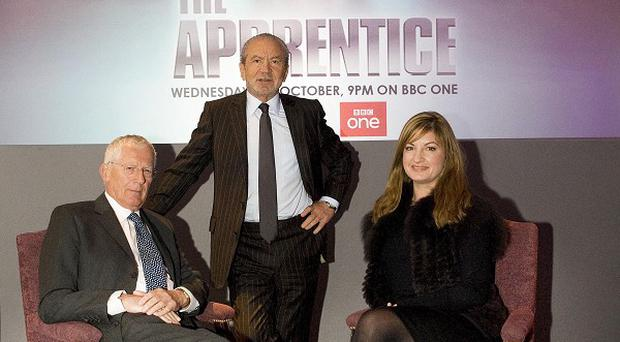 The contestants will be hoping to impress Nick Hewer, Lord Sugar and Karren Brady