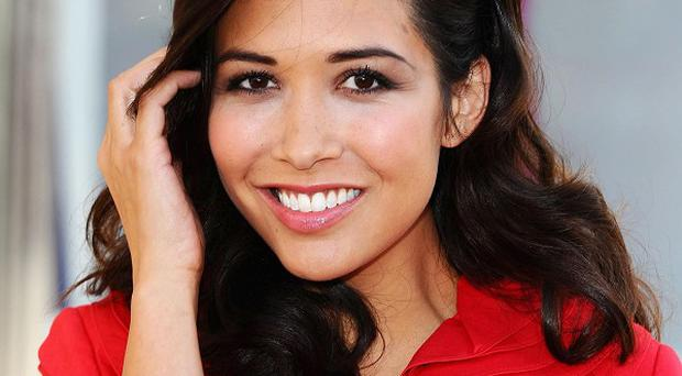 Myleene Klass has told how a married Hollywood star propositioned her with a 'sex contract'