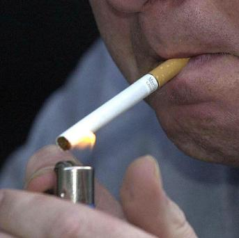Smokers may soon be filtered out of the workplace, a campaign group claimed