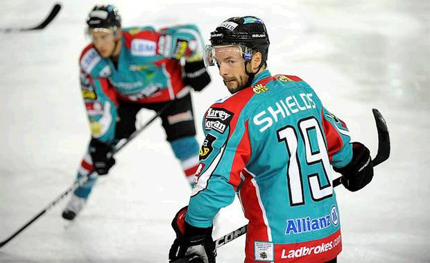Colin Shields will lead the Belfast Giants Select team against the Boston Bruins