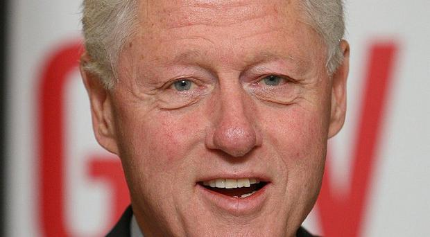 Former US president Bill Clinton is due to visit Dublin
