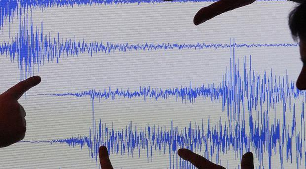 A tsunami alert was briefly in place following an earthquake off Indonesia