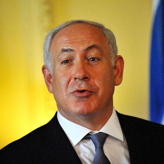 Israeli Prime Minister Benjamin Netanyahu has met with Washington's special envoy to the Middle East